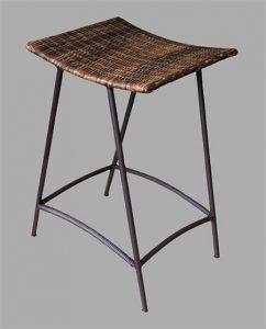 banco rustico de madeira